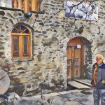 آسیاب آبی خوانسار - زمستان 1398 2020
