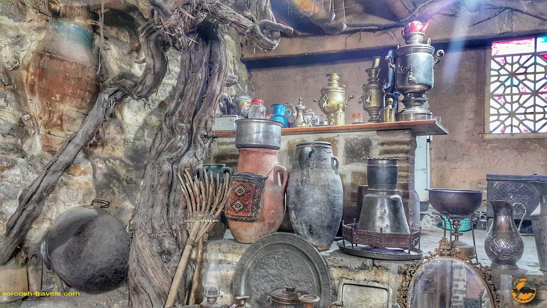 چایخانه و آسیاب آبی خوانسار - زمستان 1398 2020