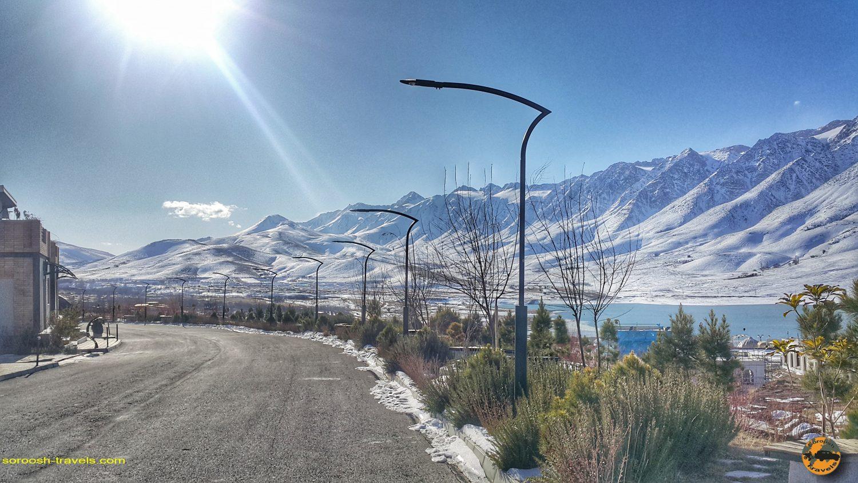 دهکده گردشگری گلستانکوه، خوانسار - زمستان 1398 2020