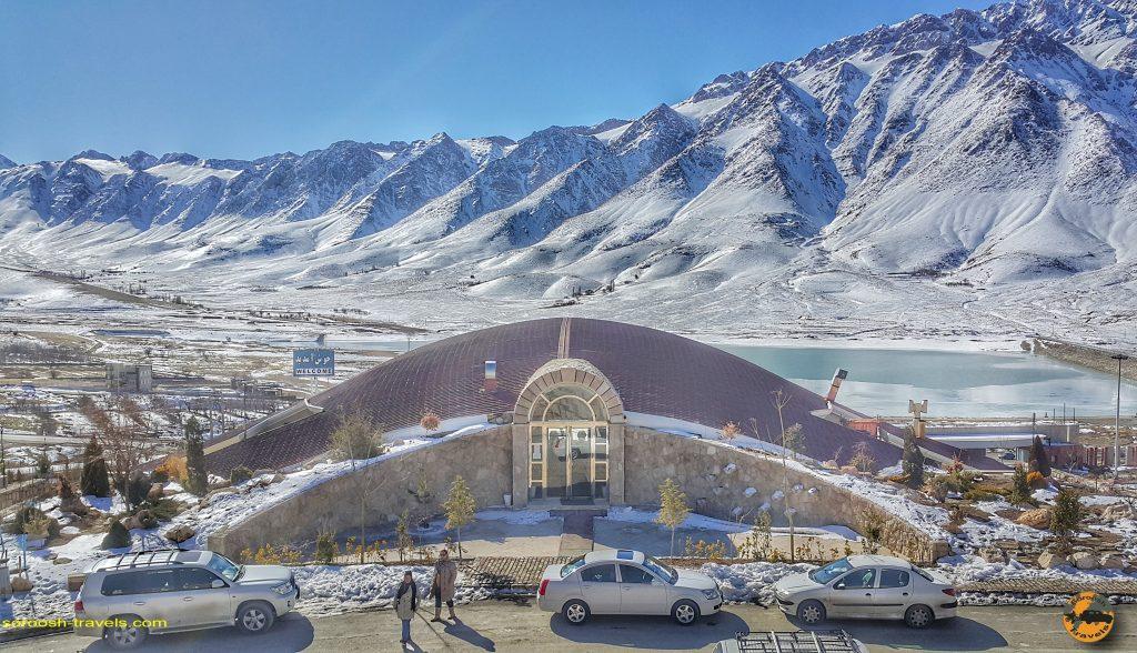 دهکده گردشگری گلستانکوه، خوانسار – زمستان ۱۳۹۸