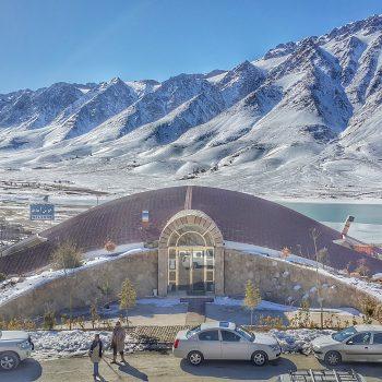 دهکده گردشگری گلستانکوه در خوانسار - زمستان 1398 2020