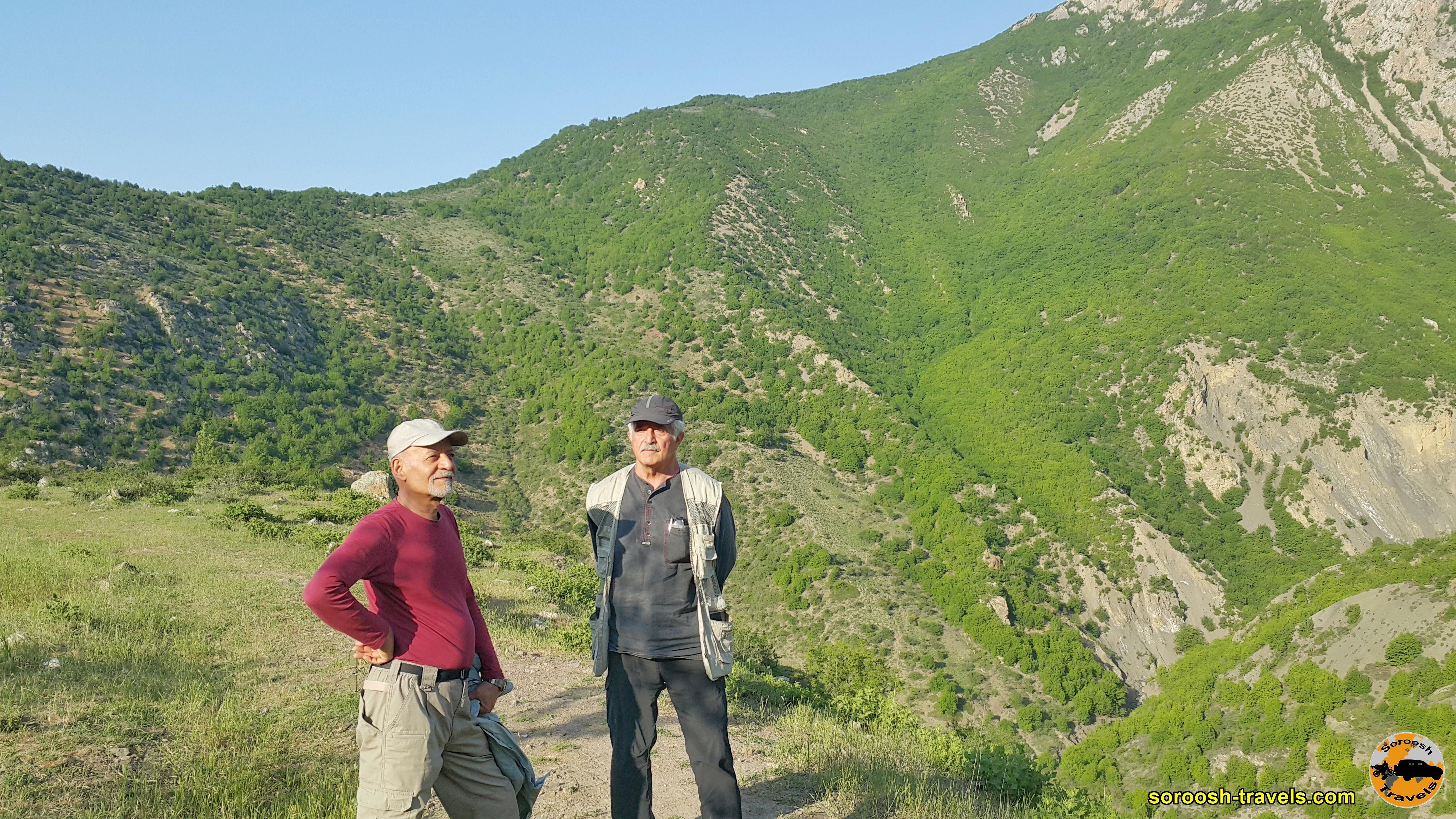 روستای سیاه مرزکوه - بهار 1399 2020