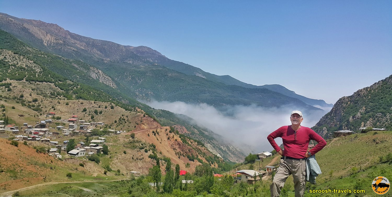 روستای رویایی سیاه مرزکوه – بهار ۱۳۹۹