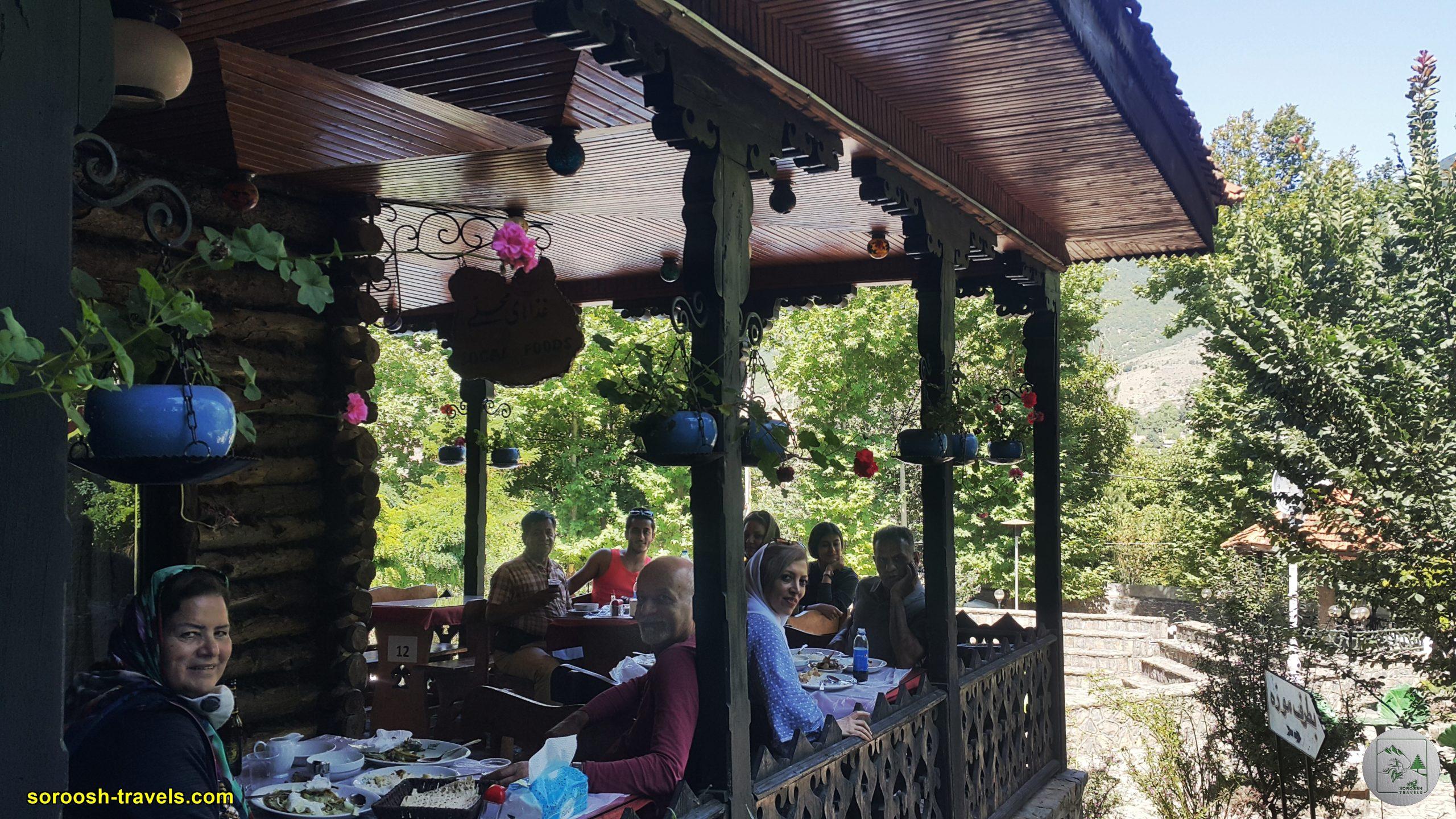 رستوران روستای کندلوس - تابستان 1399 - 2020