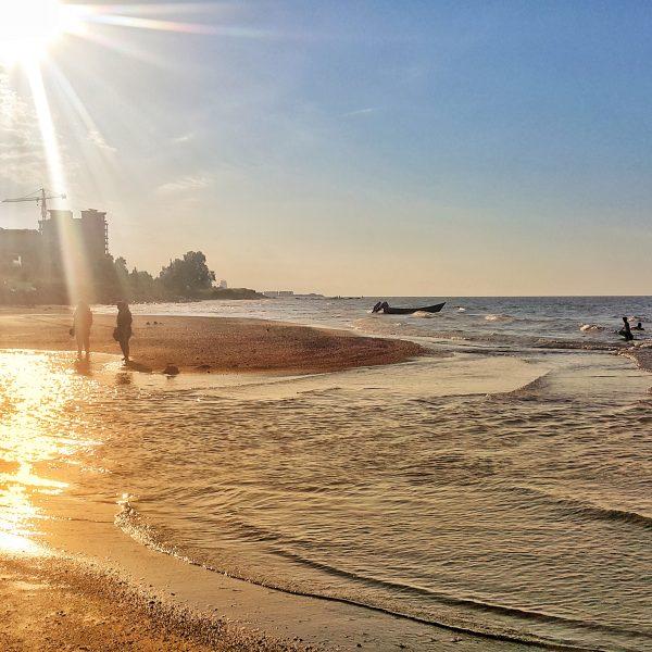 ساحل دریای خزر - تابستان 1399 2020