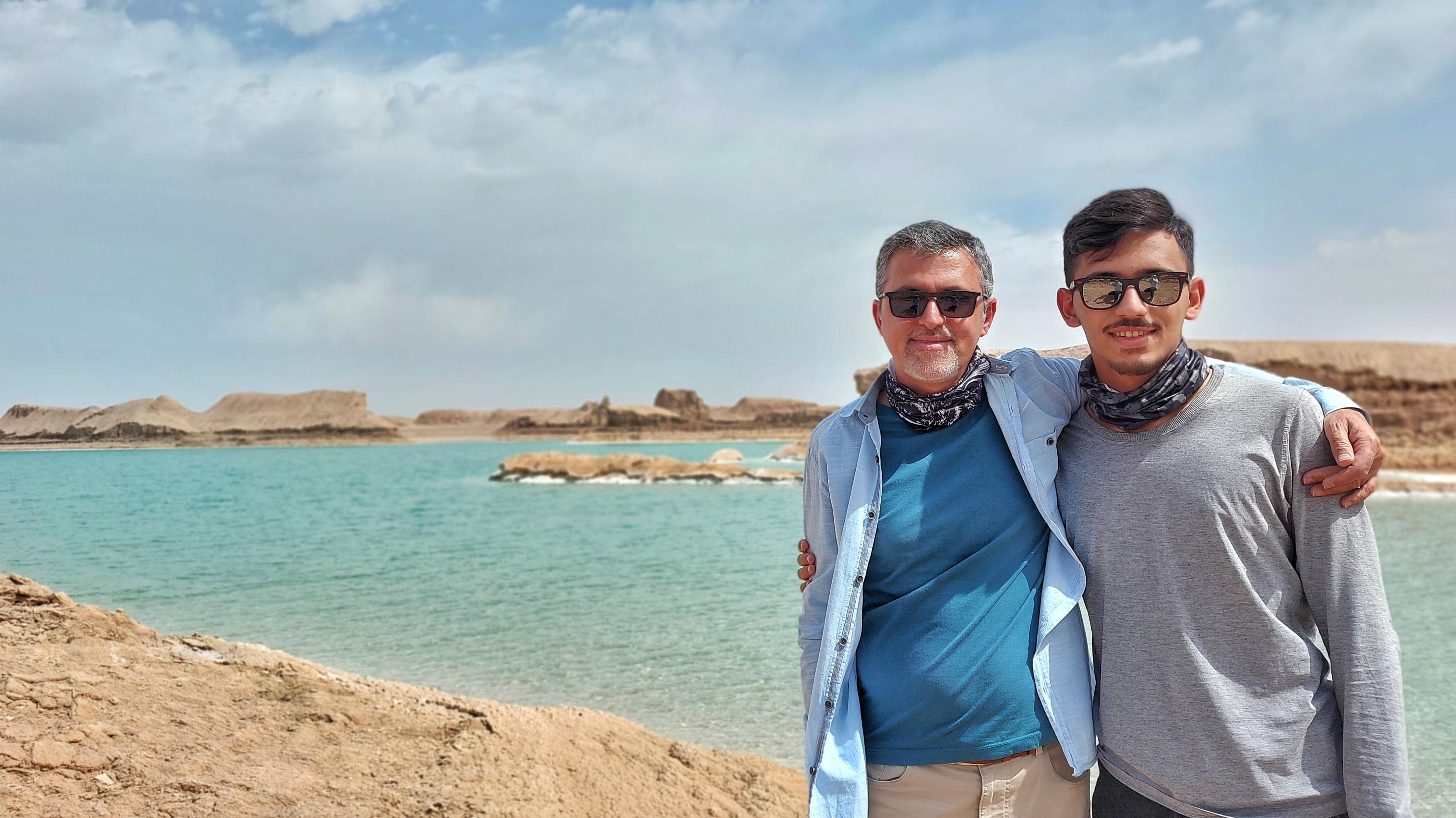 دریاچه کلوتها - اطراف شهداد - نوروز 1400