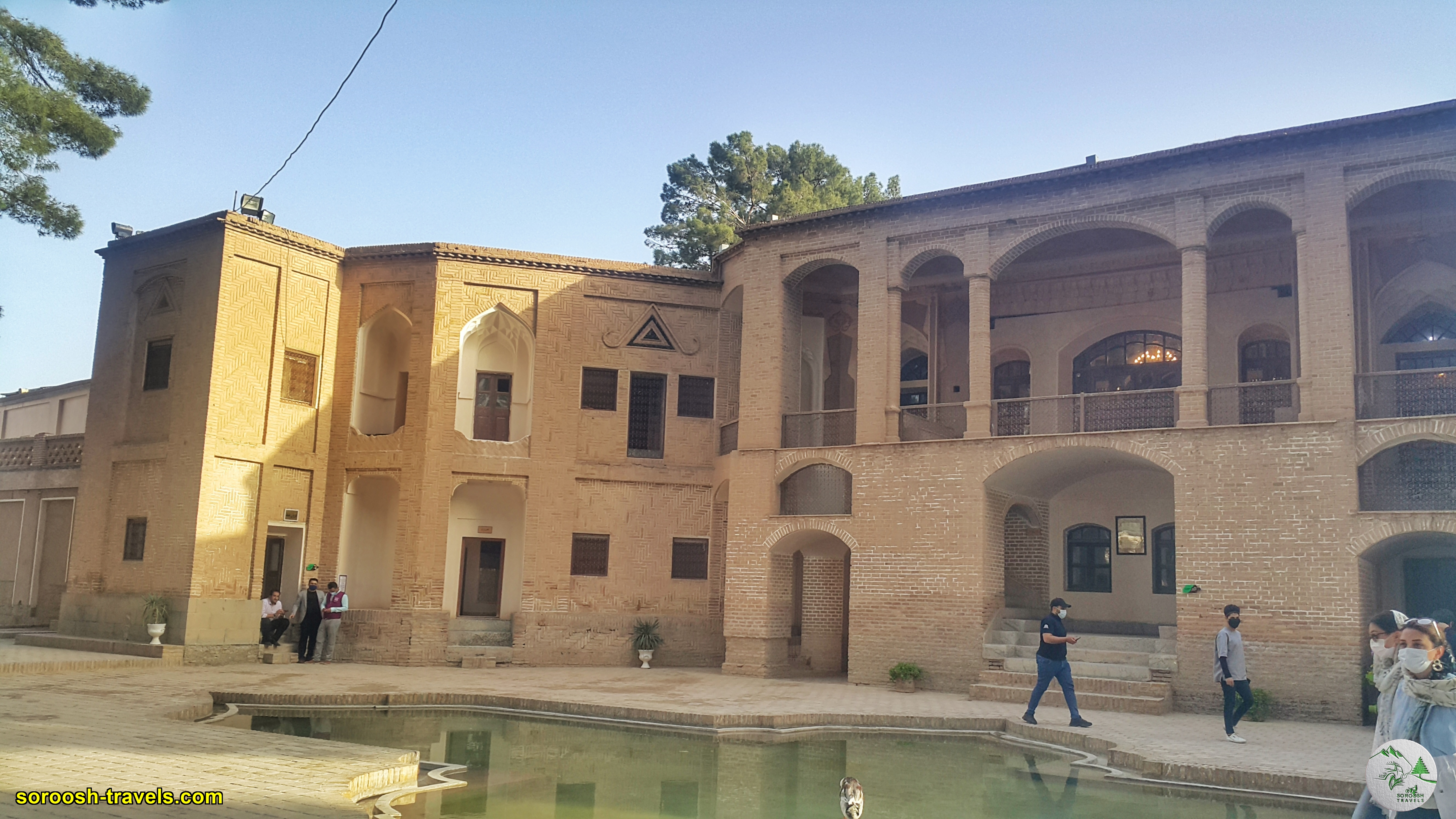 دیدنیهای شهر بیرجند - نوروز 1400