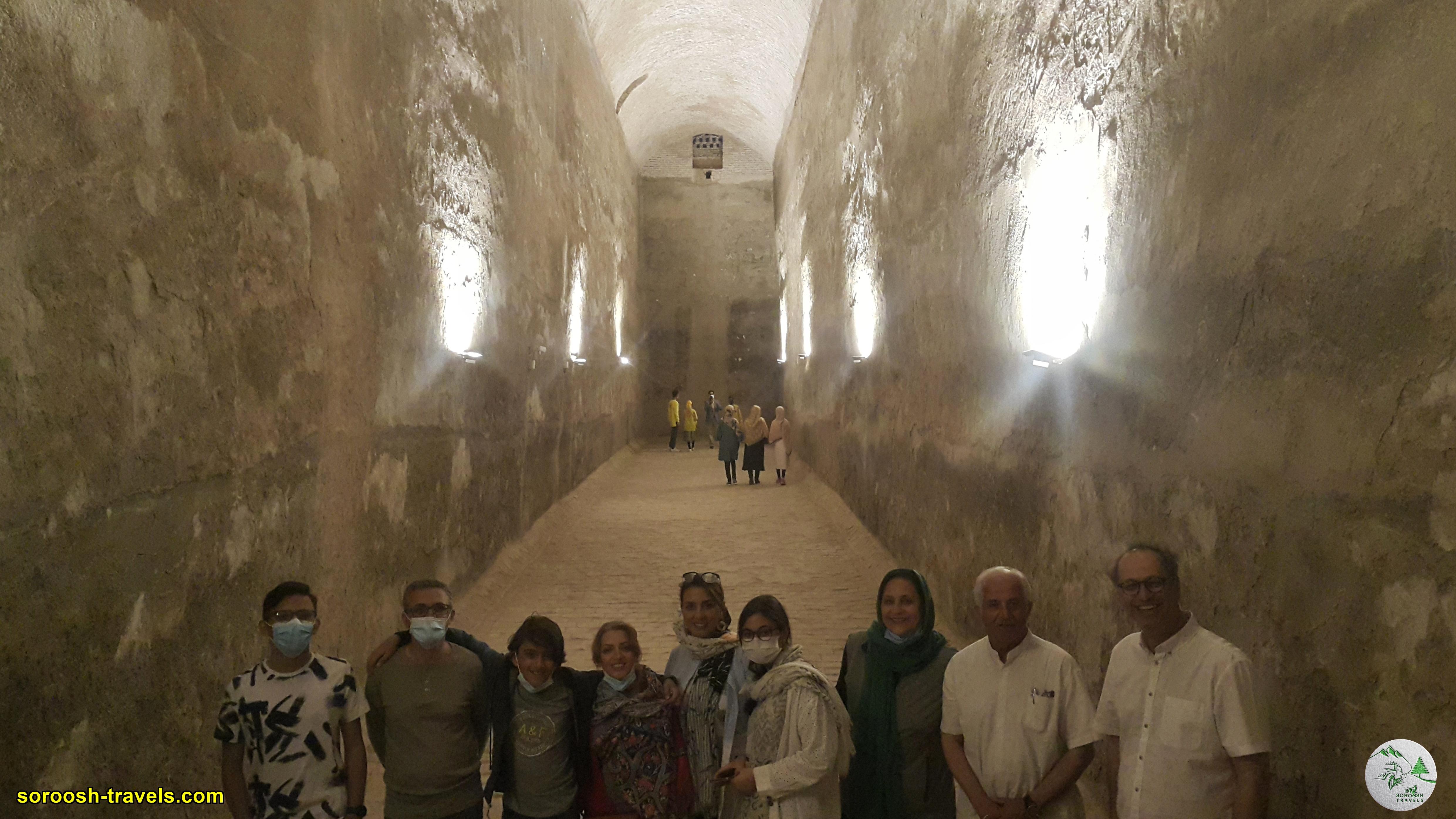آب انبار - دیدنیهای شهر بیرجند - نوروز 1400