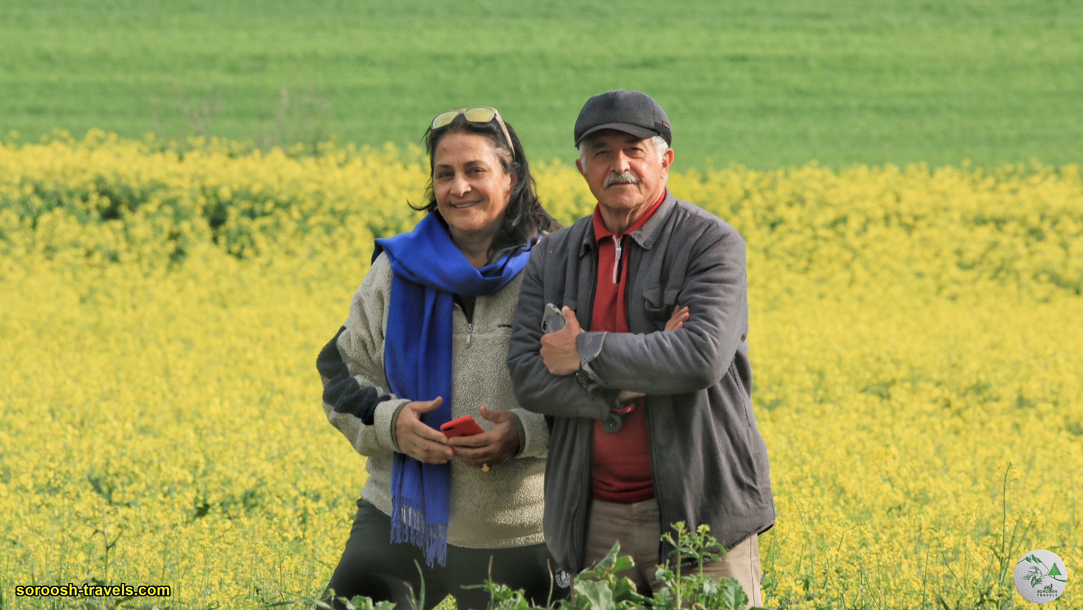مزارع تورکمن صحرا - نوروز 1400