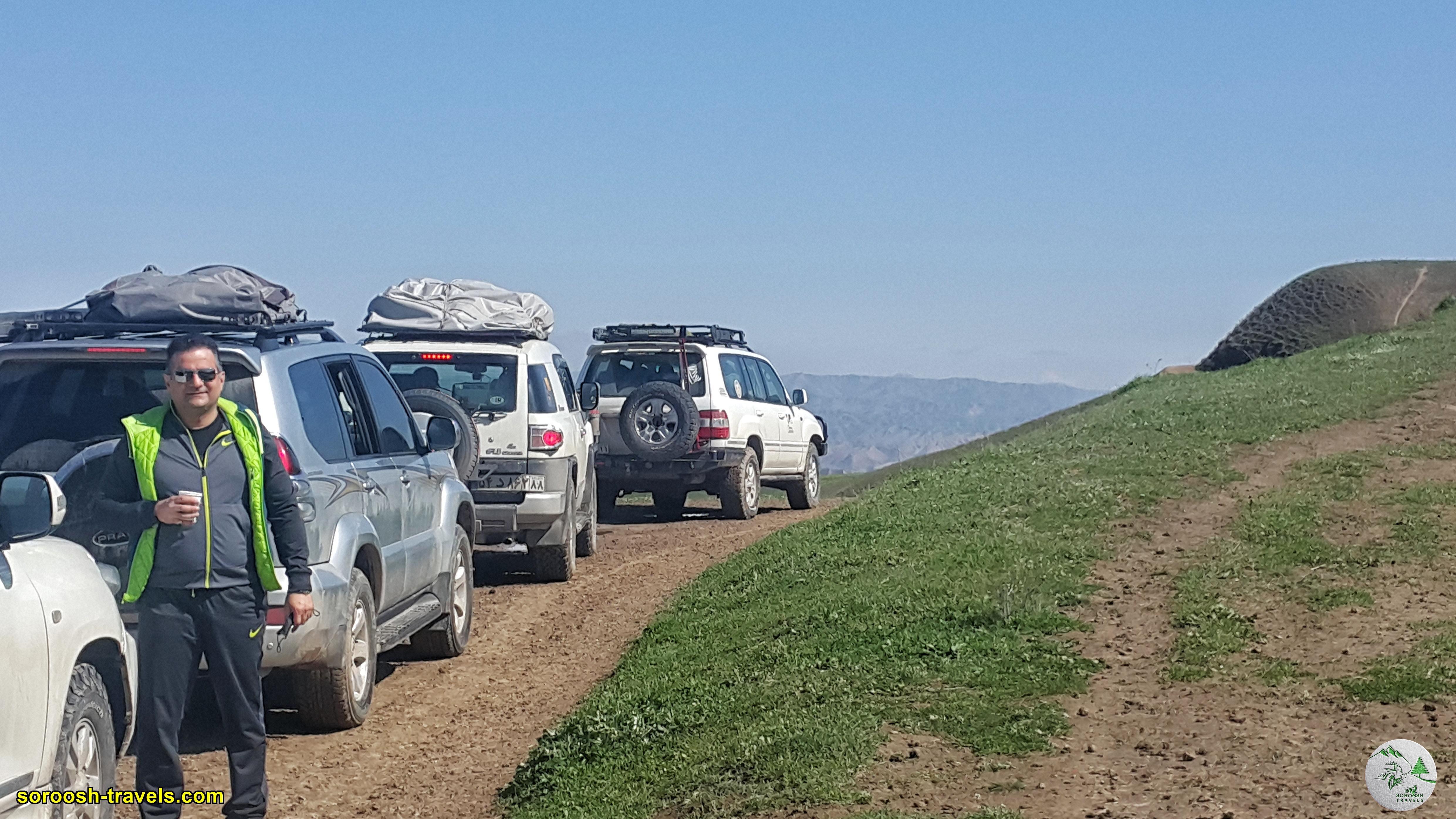 منطقه ترکمن صحرا - نوروز 1400