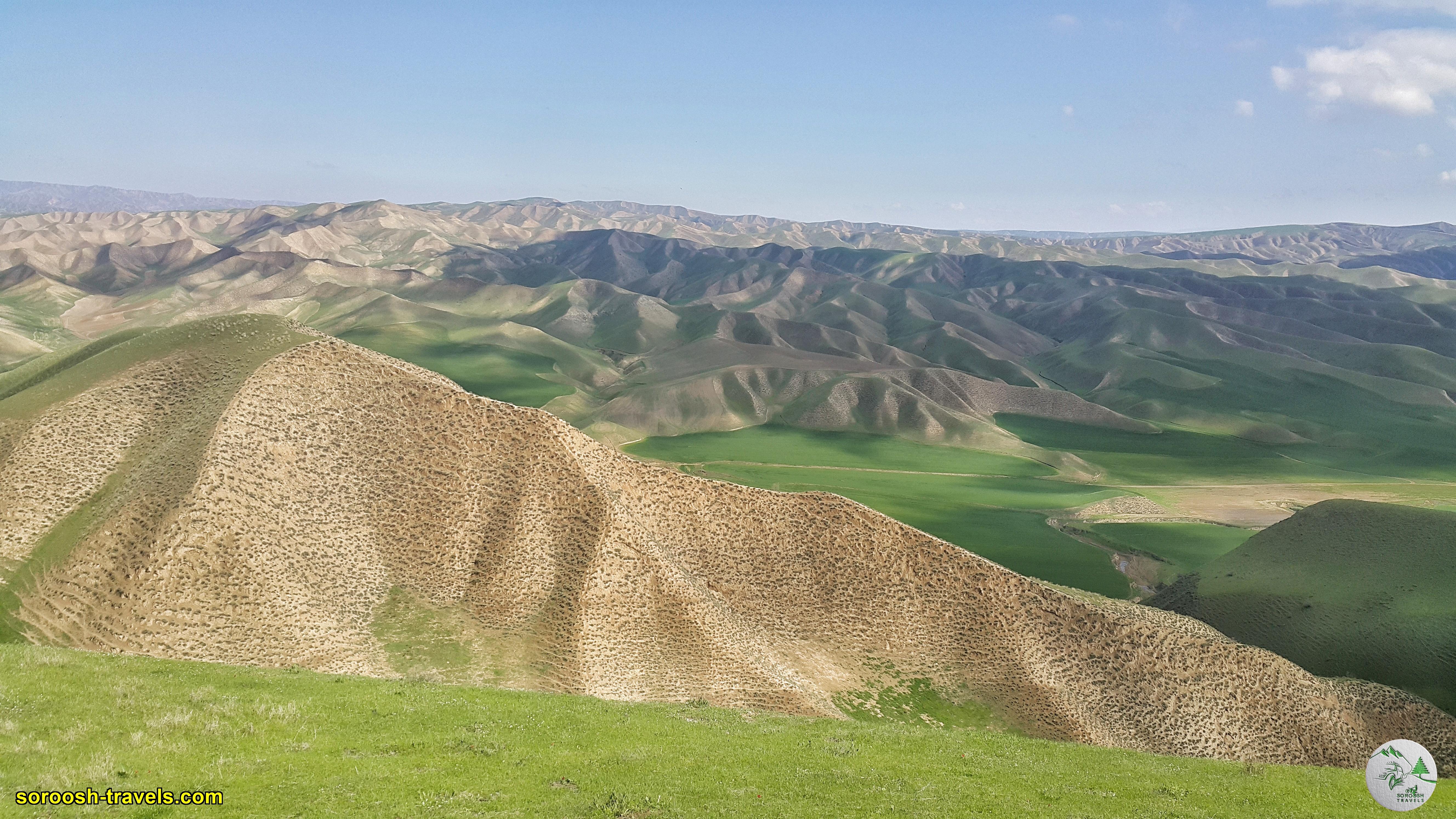 منطقه تورکمن صحرا - نوروز 1400