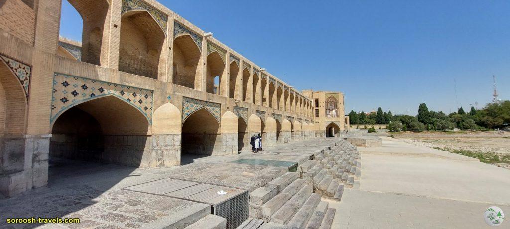 پل خواجو - اصفهان - تابستان 1400 - 2021